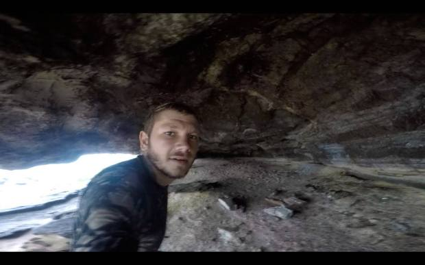 Beau Greaves cave